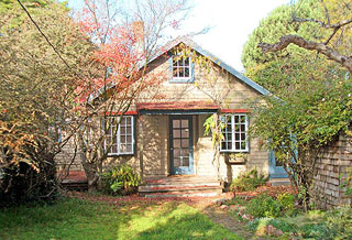 Berkeley Historical Cottage Real Estate
